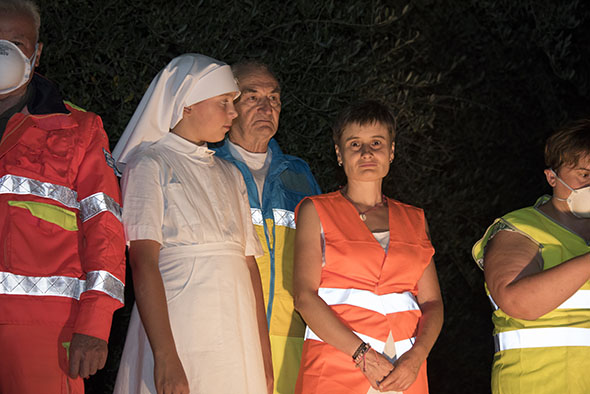 You are browsing images from the article: Quadri Viventi Festa SS. Crocifisso 2016