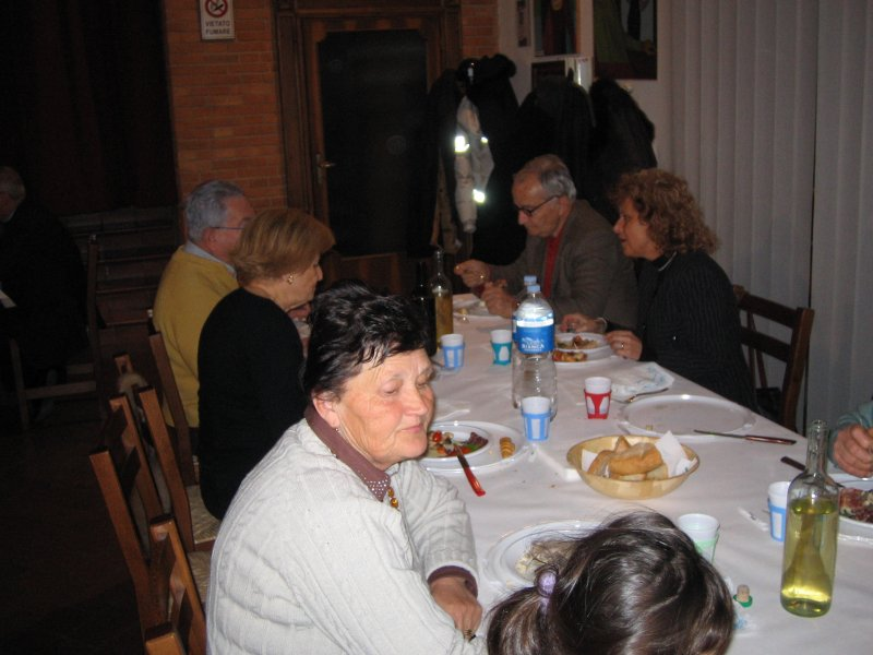 You are browsing images from the article: Cena Sant'Andrea