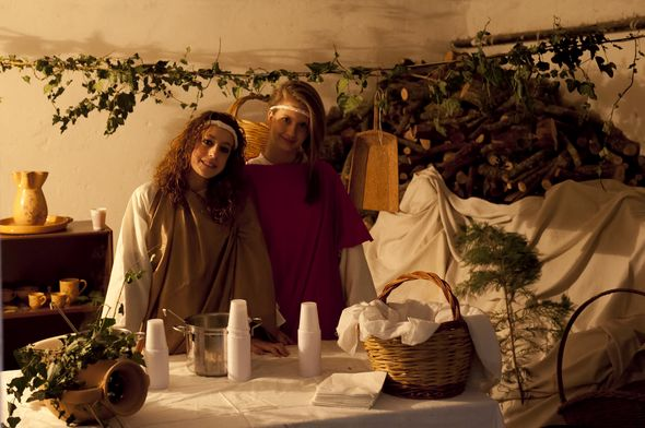 You are browsing images from the article: Presepe Vivente 25 Dicembre 2012